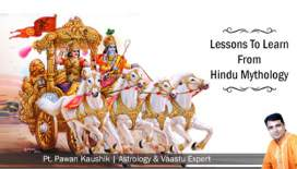 Lessons To Learn From Hindu Mythology