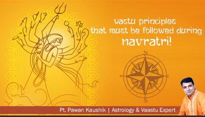 Vastu Principles that must be followed during Navratri!