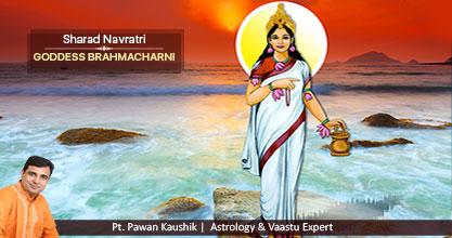 Navratri: Godess Brahmacharini