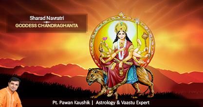 Navratri: Goddess Chandraghanta