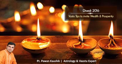 Diwali 2016: Vastu Tips to invite Wealth & Prosperity