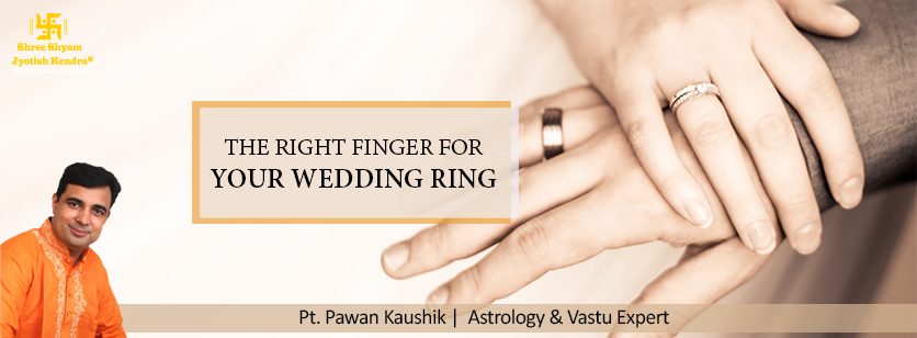 Why Are Wedding Rings Worn On 4th Finger Of Left Hand?