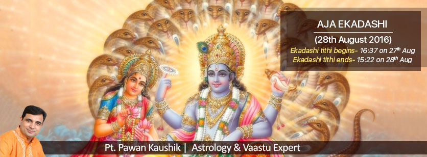 AJA EKADASHI (28th August)